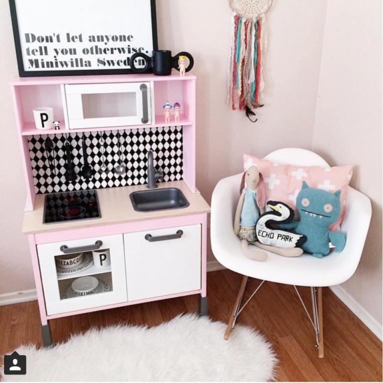 DIY: Ikea Duktig keukentje pimpen - Inspiraties - ShowHome.nl