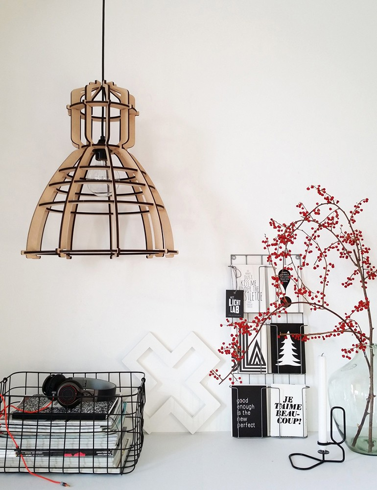 Industri le lamp - Inspiraties - ShowHome.nl
