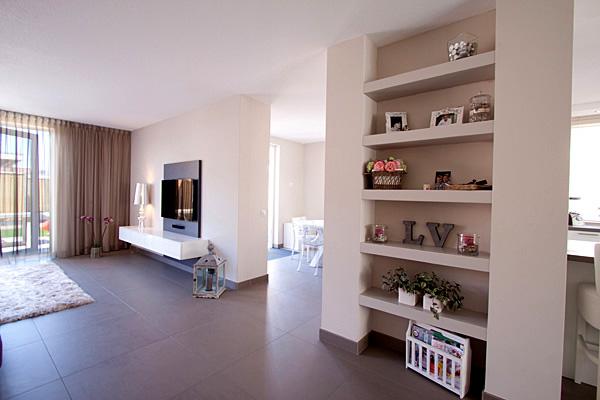 Inrichting en ontwerp keuken en woonkamer for Woonkamer ontwerpen