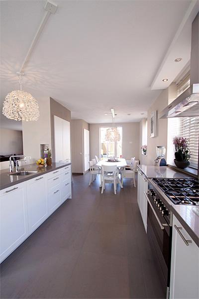 inrichting en ontwerp keuken en woonkamer - interieurstylist, Deco ideeën