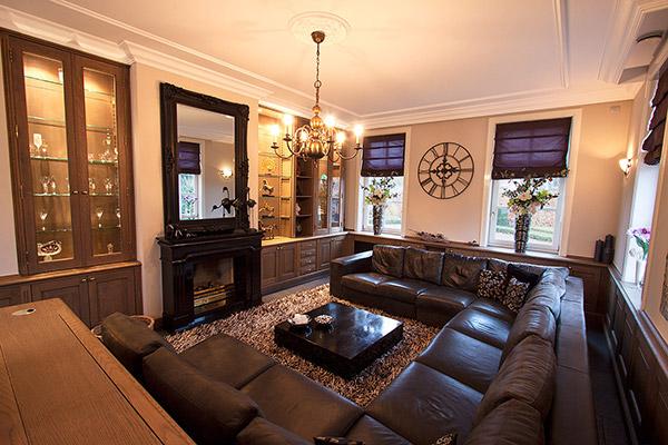 Inrichting woonhuis interieurstylist for Inrichting interieur