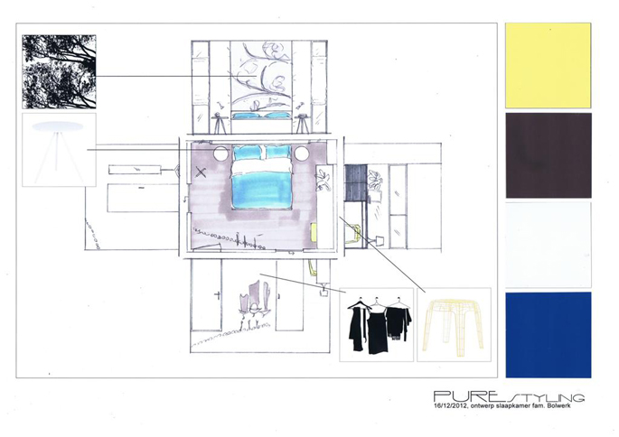 Interieur ontwerp vught interieurstylist for Interieur ontwerp