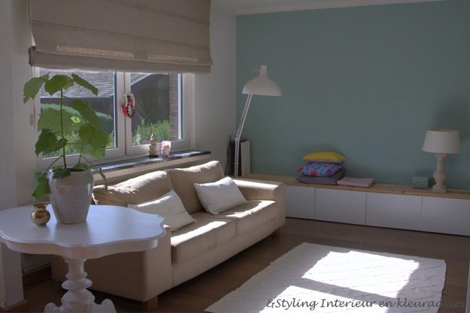 Interieur woonkamer kleuren for Interieur kleuren woonkamer