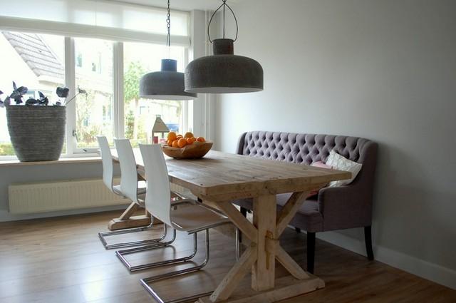 Interieurontwerp en styling woonhuis kerschoten interieurstylist - Scandinavische kleur ...