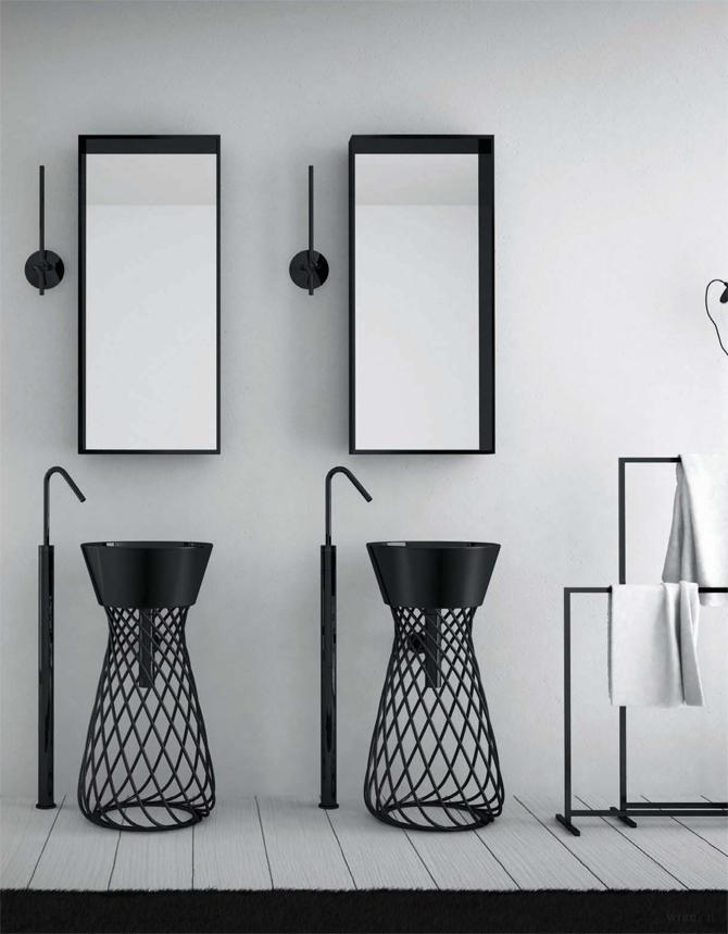 Italiaanse design wastafel inspiraties - Italiaanse design badkamer ...