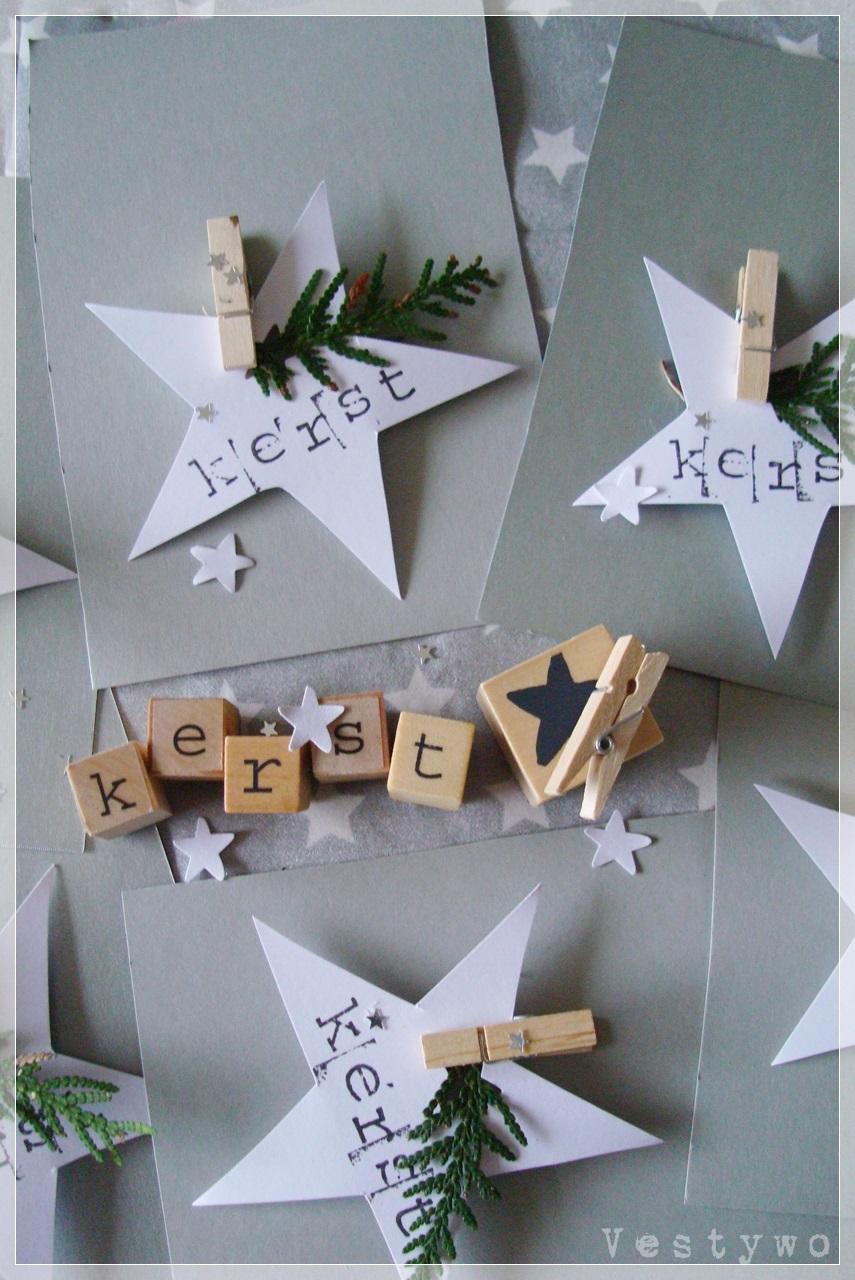 Kerstkaarten Maken En Schrijven Inspiraties Showhome Nl