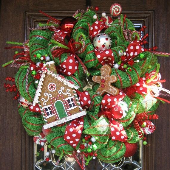 8x Inspiratie Voor Kerstkransen En Kerststukken