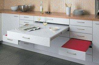Keuken met ge ntegreerde zittingen en tafel inspiraties showhome.nl