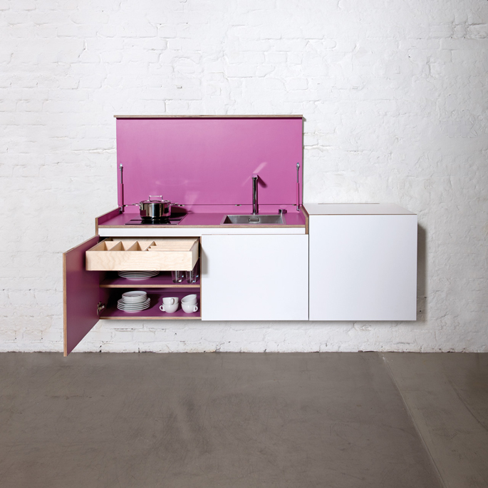 Keuken voor een kleine ruimte inspiraties - Keuken kleine keuken ...