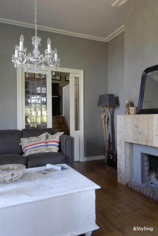 Kleuradvies voor de woonkamer en keuken interieurstylist - Gordijnen voor de woonkamer ...