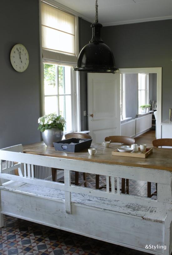 Moderne Keuken Boerderij : Kleuradvies voor de woonkamer en keuken ...