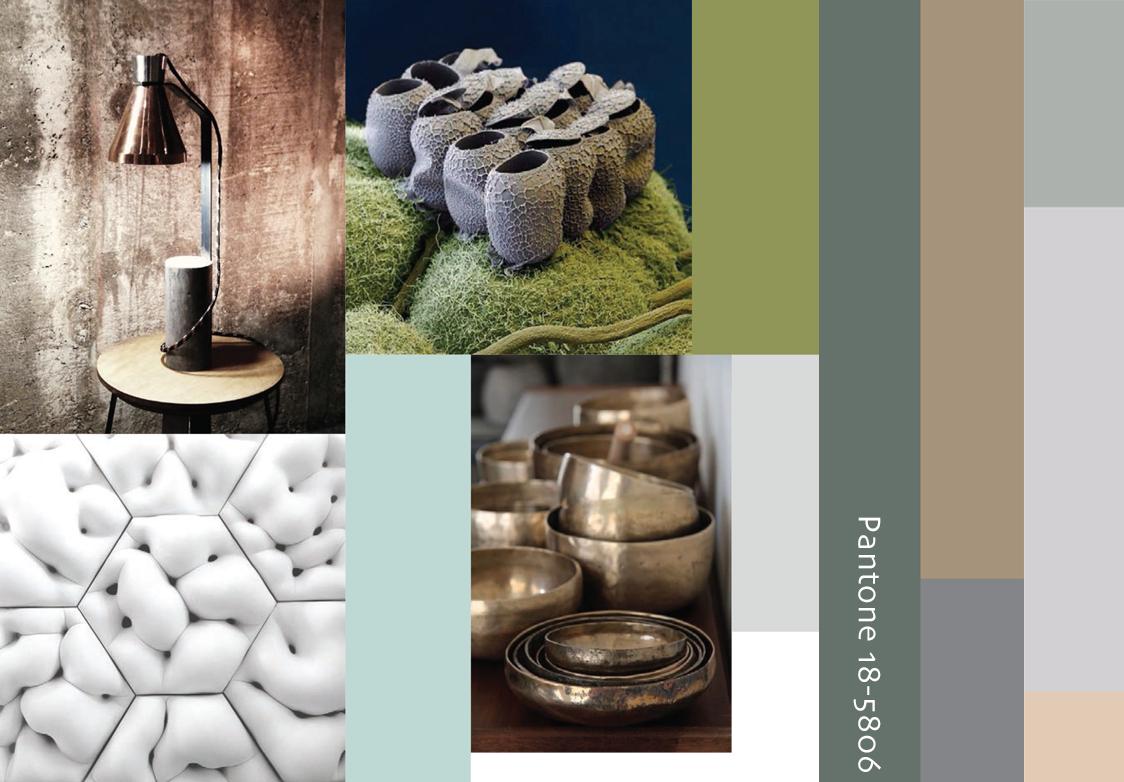 Kleurentrends inspiraties for Interieur trendkleuren 2018