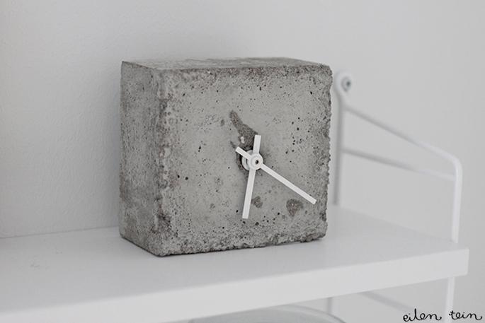 klok van beton inspiraties. Black Bedroom Furniture Sets. Home Design Ideas