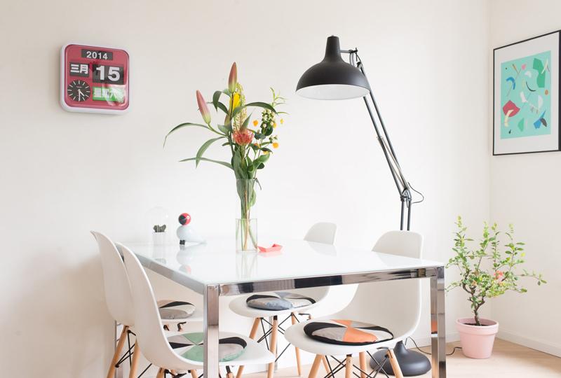 Eames Stoel Kussen : Kussens voor eamesstoelen inspiraties showhome