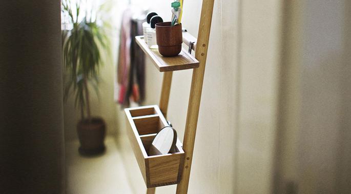 20170420&215215_Ladder Voor Badkamer ~   ladders populair Ook voor de strakkere stijlen zijn er mooie strakke