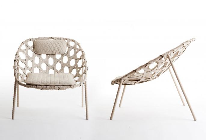 Lounge Stoel Slaapkamer : Een hele comfortabele stoel van leer, de ...