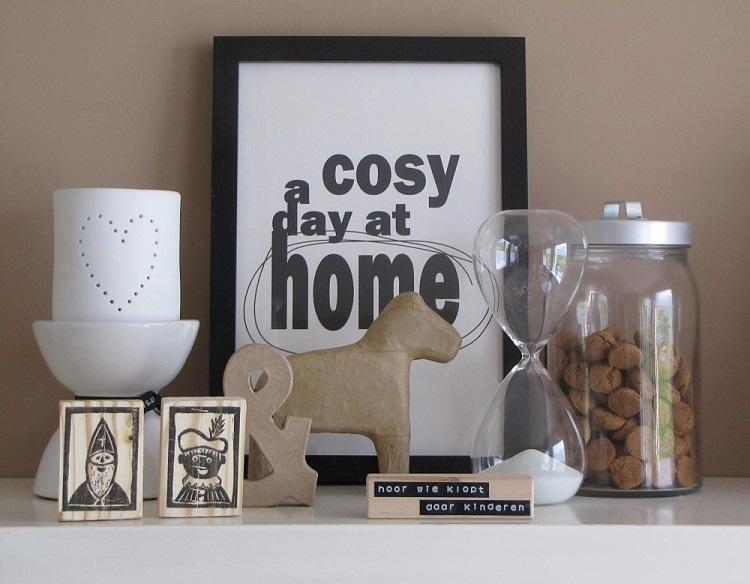 Leuke sinterklaas diy voor op de plank inspiraties - Ideeen van de decoratie ...