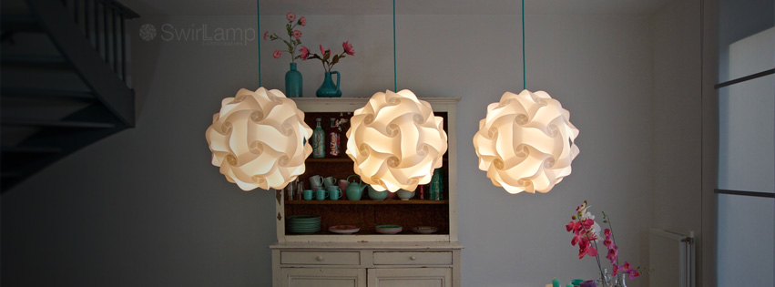 Leuke low budget lamp - Inspiraties - ShowHome.nl