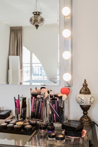 Make-up Vera Camilla - ShowHome.nl
