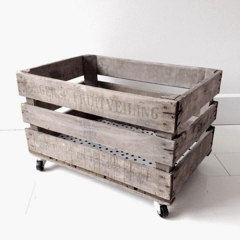 Meubels op wielen inspiraties for Industriele meubels goedkoop