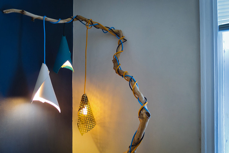 Verbazingwekkend Moderne hanglamp zelf maken - Inspiraties - ShowHome.nl IC-65