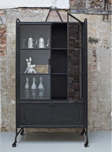 Moderne vitrinekasten inspiraties for Industriele vitrinekast