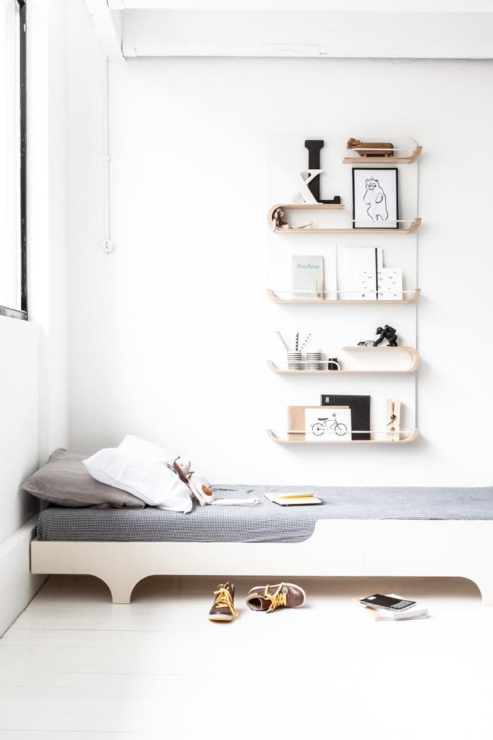 Moderne wandplank voor de kinderkamer inspiraties - Moderne keuken muurdecoratie ...