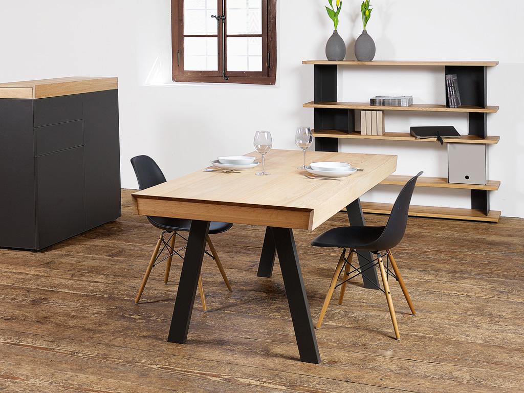 Multifunctionele eettafel ook voor kleine ruimtes for Meubels voor kleine ruimtes