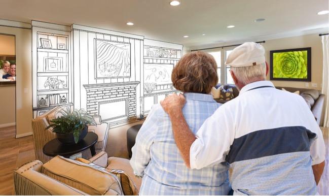 Hoe ziet jouw huis eruit als je ouder wordt inspiraties - Hoe je je huis regelt ...