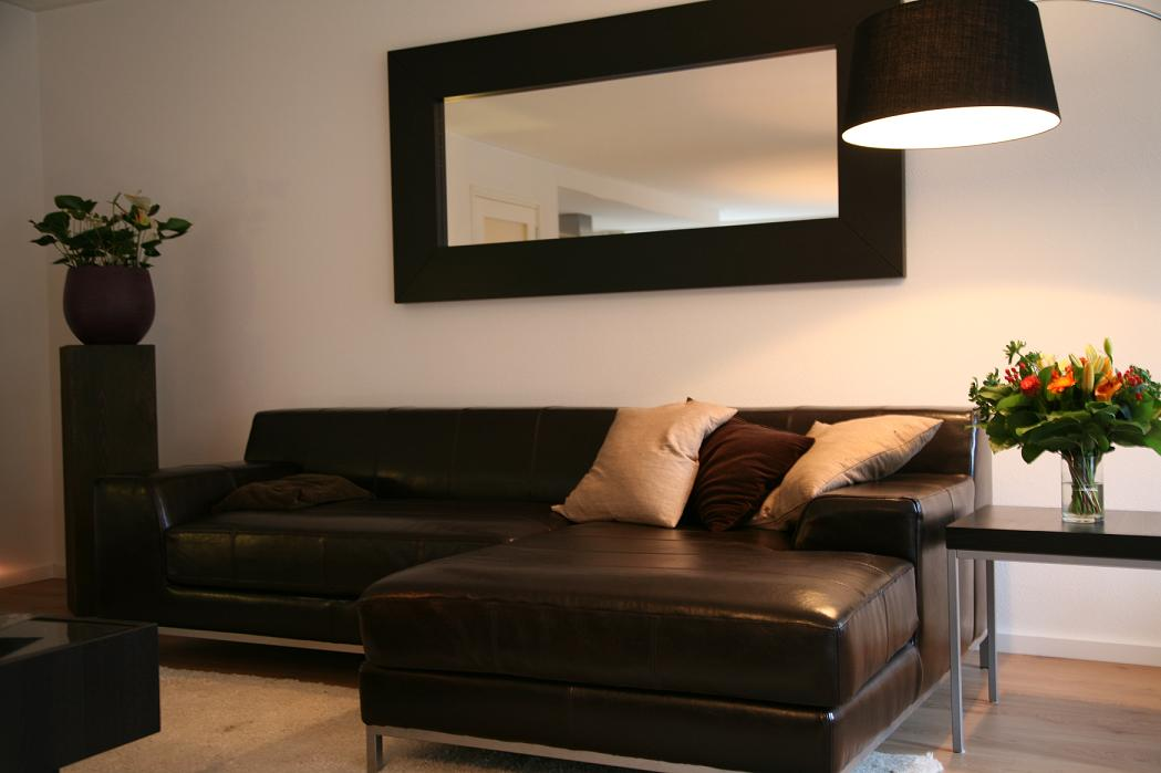 Met woonkamer indeling for Woonkamer appartement inrichten