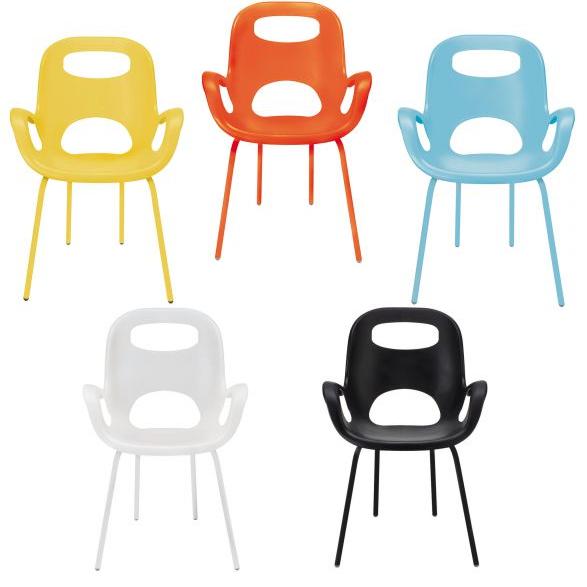 Oh chair   kleurige design tuinstoelen   Inspiraties   ShowHome nl
