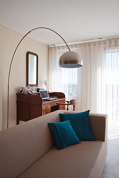 Ontwerp en inrichting nieuwbouw appartement interieurstylist - Entree appartement ontwerp ...