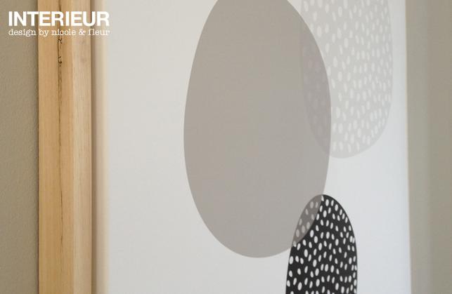 Op maat gemaakt linnen doek met houten lijst for Houten trappen op maat gemaakt
