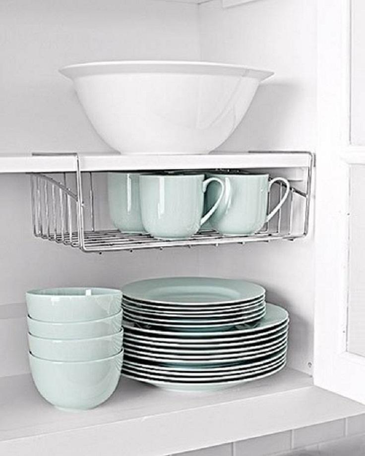 Keuken Opberg Ideeen : Storage Undershelf Cup