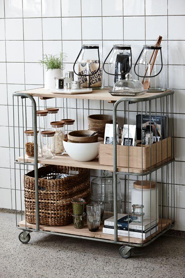8 opbergideeen voor de keuken   inspiraties   showhome.nl