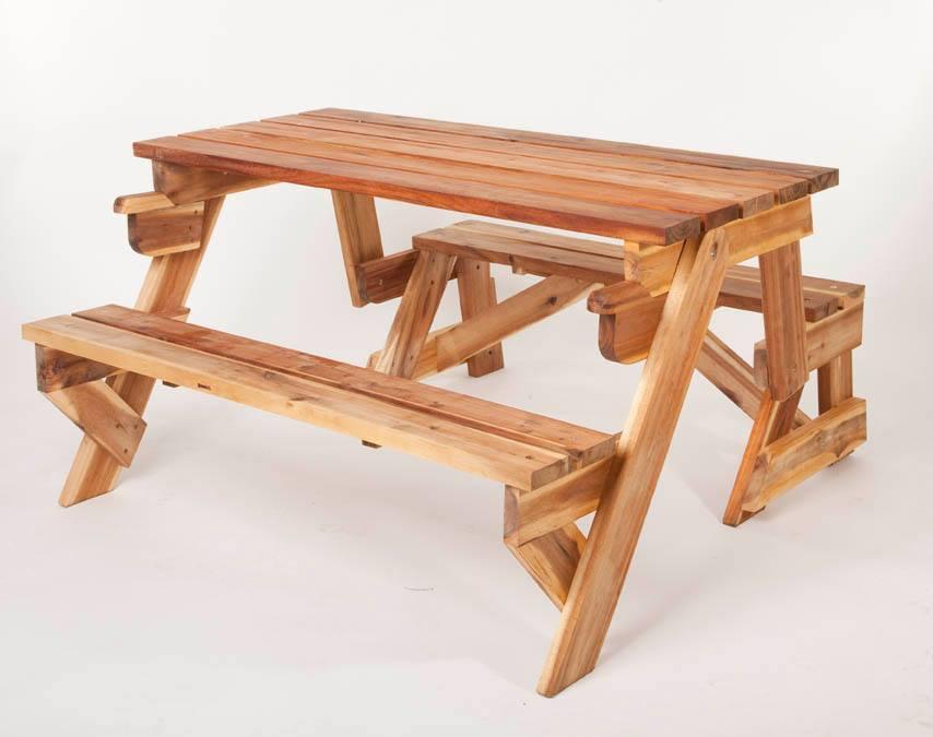 Opvouwbare picknicktafel   Inspiraties   ShowHome nl