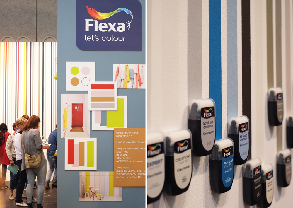 Flexa, Color of 2017
