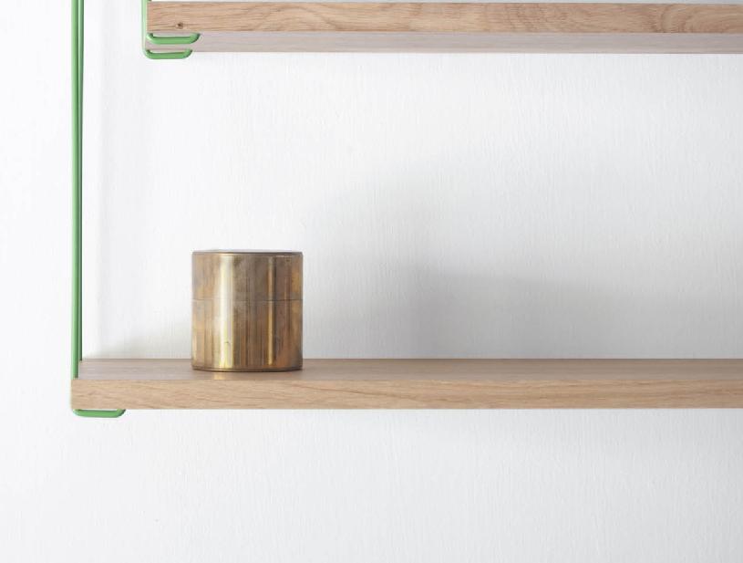 De Bridge plankjes zijn gemaakt door Bolia voor Outofstock. Meer ...