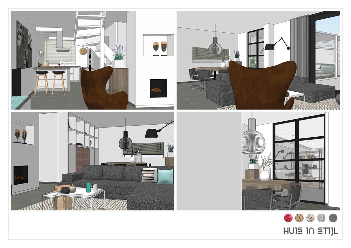 Het verschil tussen een interieurstylist en een interieurontwerper ...
