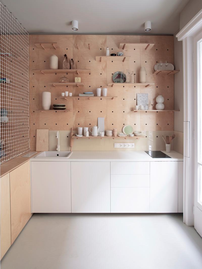 Ruimte in een keuken zonder bovenkastjes - Inspiraties - ShowHome.nl