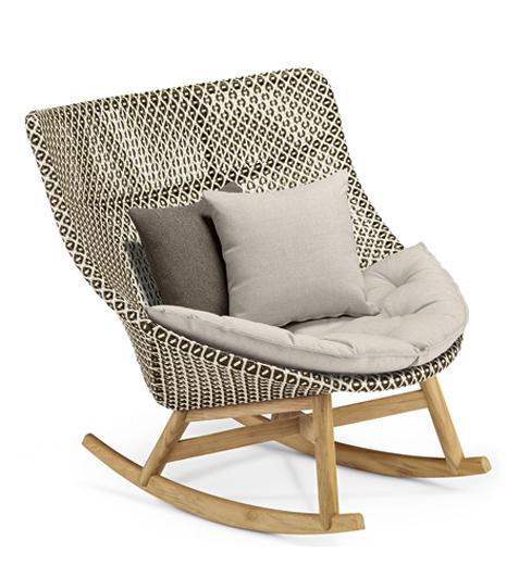 schommelstoel voor buiten inspiraties. Black Bedroom Furniture Sets. Home Design Ideas