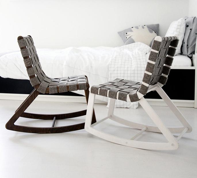 schommelstoel voor babykamer ~ lactate for ., Deco ideeën