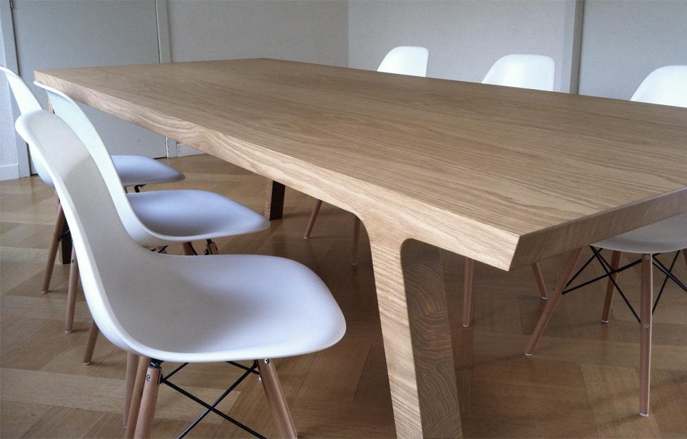 Magnifiek Stoere houten tafel... uit een stuk? - Inspiraties - ShowHome.nl @BS02