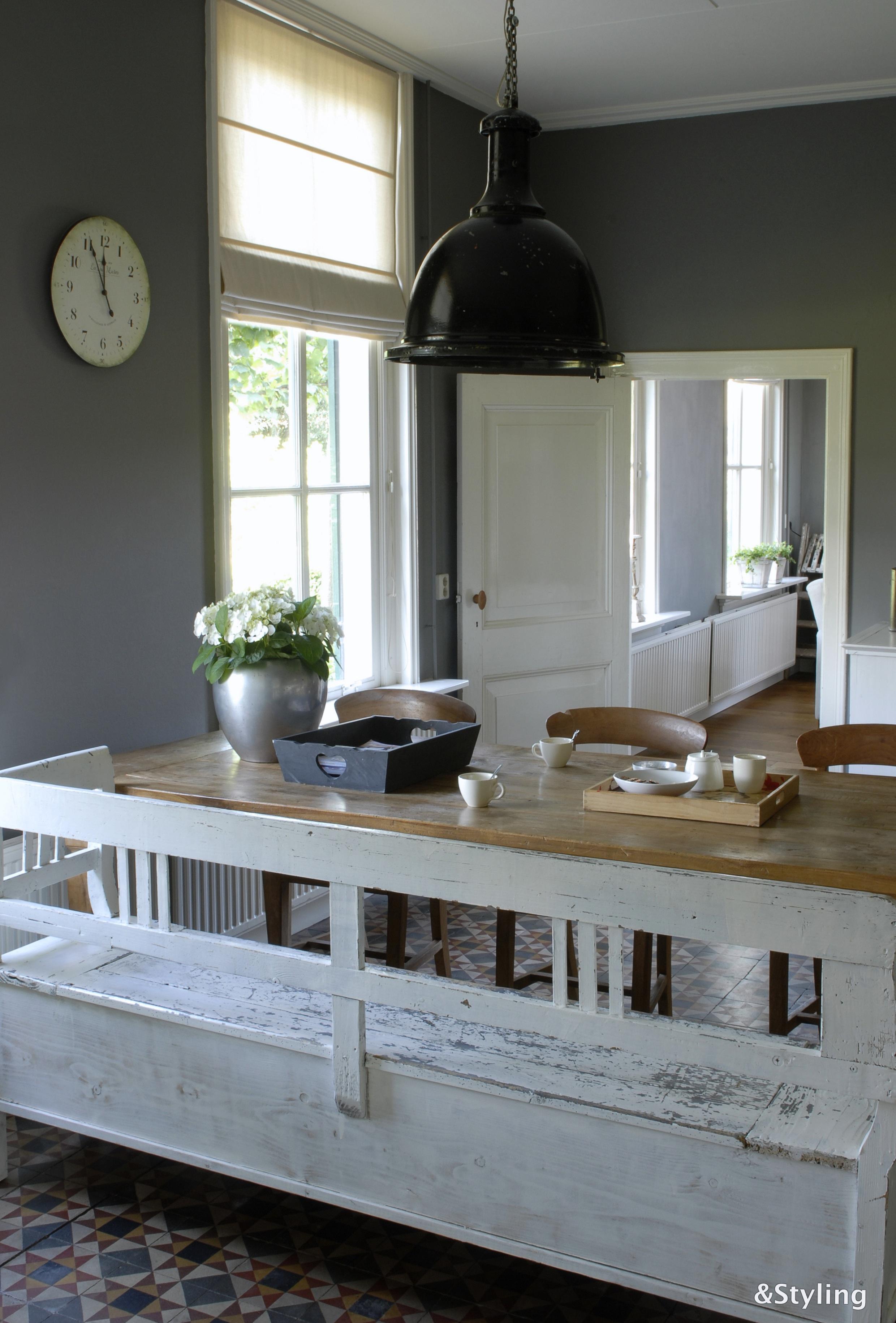 Waarom een interieurstylist inhuren inspiraties - Moderne oude keuken ...