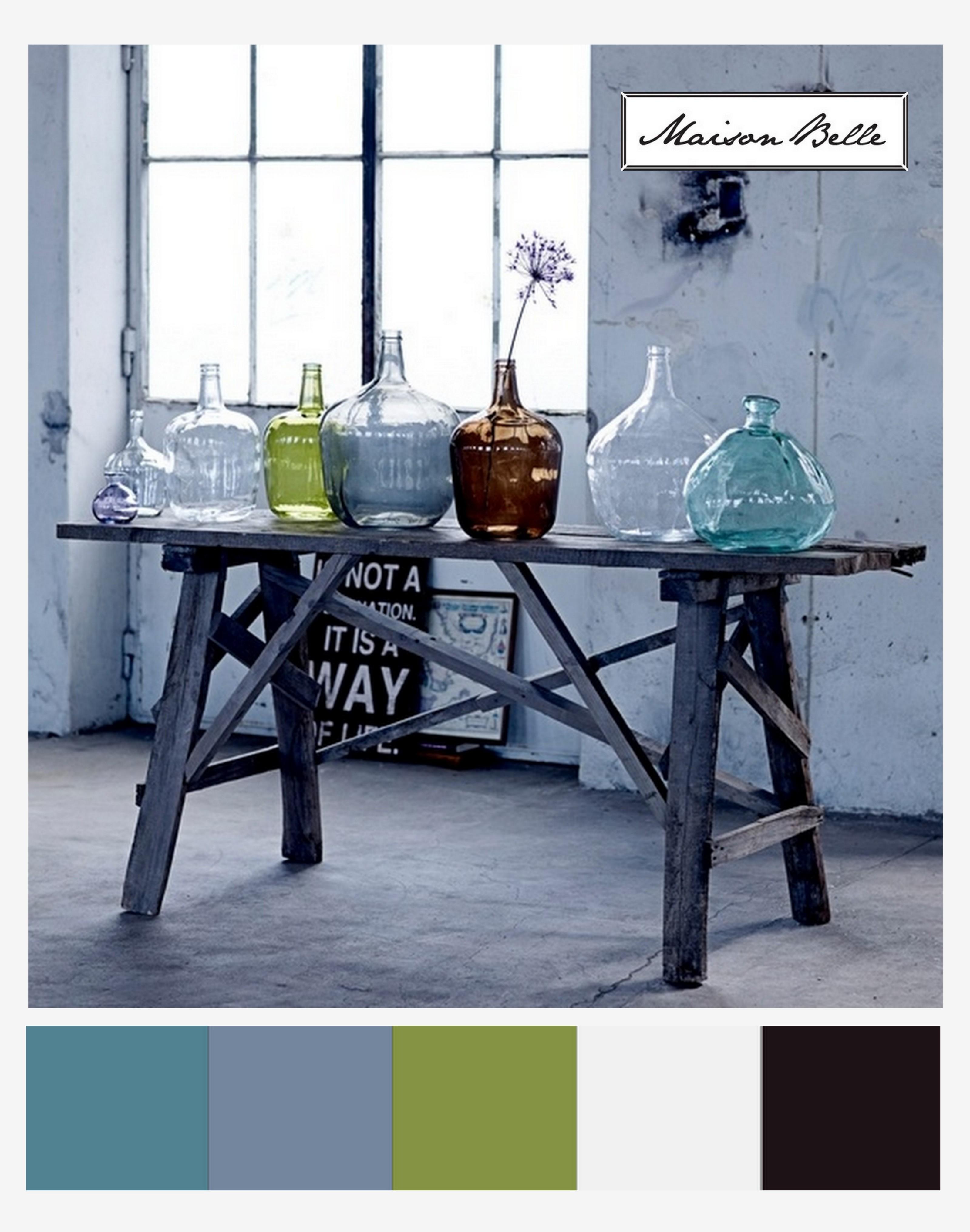 Styling: vaas van gerecycled glas   inspiraties   showhome.nl