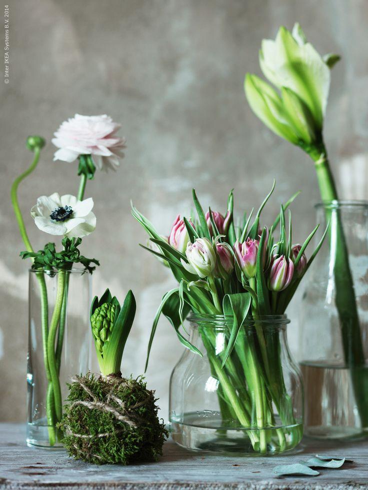 Styling vaas van gerecycled glas inspiraties - Huis van de wereld vaas ...