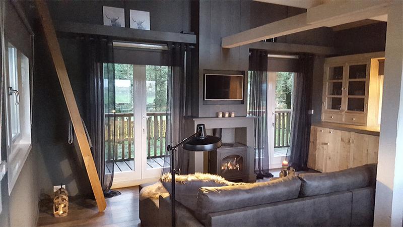 Boomvilla met een sfeervol interieur - Inspiraties - ShowHome.nl