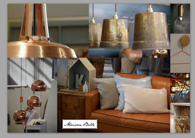 Trends najaar en winter 2013 op de woonbeurs inspiraties for Cognac kleur combineren interieur
