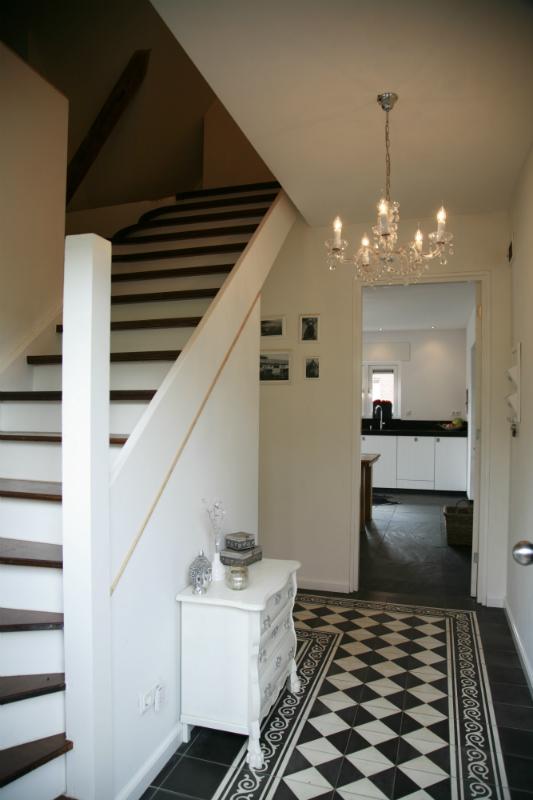 Woonkamer woonkamer opknappen : In de woonkamer hebben we gekozen voor veel natuurlijke materialen en ...