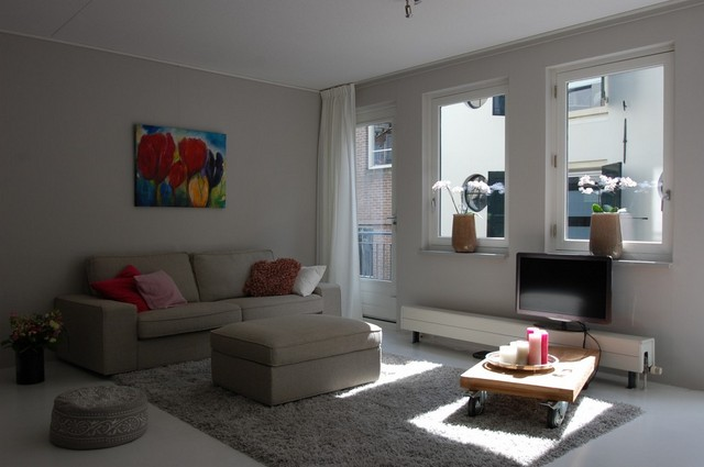 Verkoopstyling appartement deventer interieurstylist - Zithoek ...
